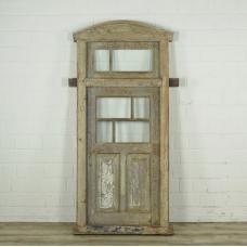16408E Fenster mit Rahmen Antik 1850