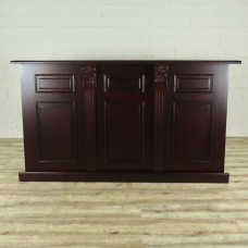 16458E Wall Panel Mahogany