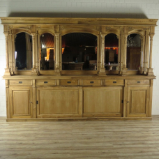 16473aE English Bar Teak 3,60 m