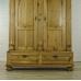 16517E Kleiderschrank Schrank Biedermeier 1860