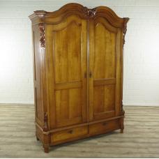 16556E Kleiderschrank Schrank Biedermeier 1850