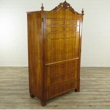 16592 Blender Sekretär Biedermeier 1850