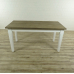 16656 Esstisch Tisch Teakholz 1,80 m x 0,90 m