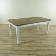 16657E Esstisch Tisch Teakholz 1,80 m x 1,00 m
