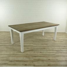 16658E Esstisch Tisch Teakholz 2,00 m x 1,00 m