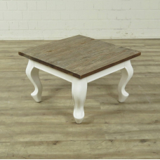 16664E Sidetable Teak Square 0.70 m