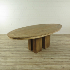 16670E Dining Table Teak 2.30 m x 1.10 m