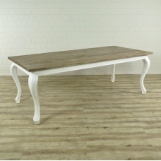 16671E Dining Table Teak 2,20 m x 1,00 m