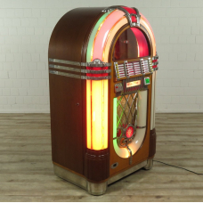 16689 Jukebox Wurlitzer Modell 1015 Bubbler 1946