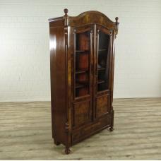 16721E Vitrine Biedermeier 1860