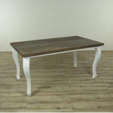 16737E Esstisch Tisch Teakholz 1,60 m x 0,90 m