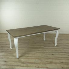 16738E Esstisch Tisch Teakholz 1,80 m x 0,90 m