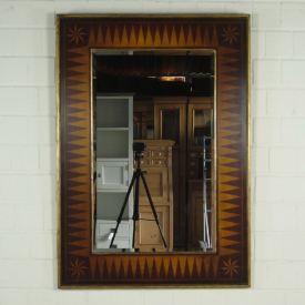 16747 Maitland-Smith Mirror Mahogany 0.68 m
