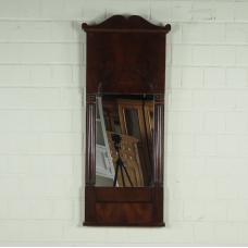 16748E Wandspiegel Biedermeier 1840