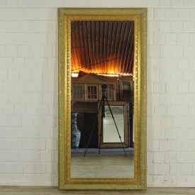 16767 Mirror Gold/Green 0,95 m x 1,95 m