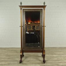 16787 Maitland-Smith Mirror Mahogany 2.00m