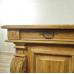 16827E Schreibtisch Teakholz 1,90 m