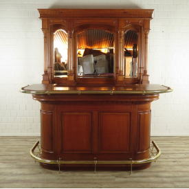 16854E English Bar Mahogany 2,00 m