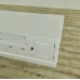 16873 Sideboard TV-Board Fernsehschrank Teakholz 1,50 m