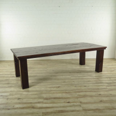 16890E Dining Table, Oak  2,50 m x 1,11 m