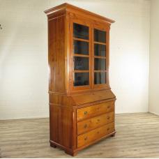 16939E Vitrine Biedermeier 1840