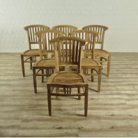 16948E Kitchen Chair Teak