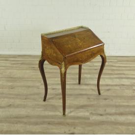 16956E Damenschreibtisch Historismus 1870