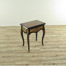 17069 Side Table Latoen Copper 0.59 m x 0.40 m