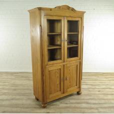 17105E Vitrine Biedermeier 1850