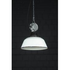 17106a Industrielampe Hängelampe Weiß Ø 0,36 m