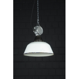 17106a Industrial Lamp Hanging Lamp White Ø 0.36 m
