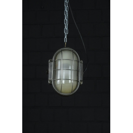 17108a Industrial Lamp Wall Lamp Silver 0.29 m