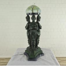 17153E Tischlampe Bronze 0,82 m