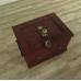 17173E Tresor Safe Geldkassette Gründerzeit 1880