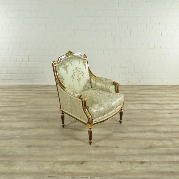 17195E Sessel Renaissance Stil