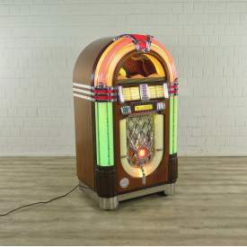 17199E Jukebox Wurlitzer Modell 1015 ONE MORE TIME OMT CD Version