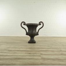 17206E Flowerpot Vase Bronze 0.75 m