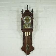 17214E Friesische Wanduhr Uhr
