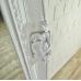 17230E Spiegel Weiß 1,14 m x 2,14 m