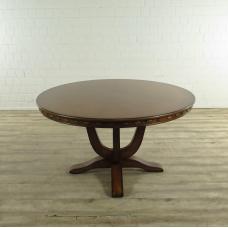 17322 Tisch Classic Nussbaum Ø 1,38 m