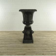 17339 Flowerpot Vase Bronze Ø 0.75 m