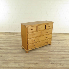 17352 Chest of Drawers Pine 1,07m