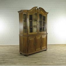 17357E Showcase Cabinet Baroque 1780