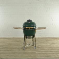 17406 Keramik-Grill Kamado grün