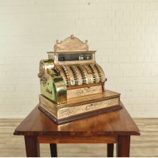 17444 Cash Register National 1900/1901