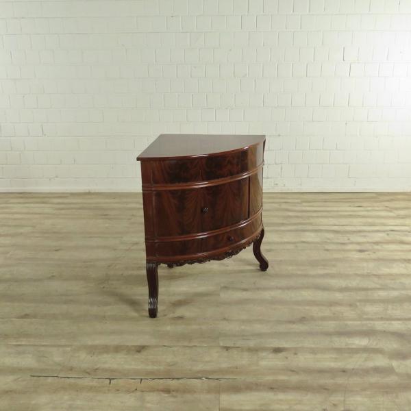 17451 Corner Cabinet Biedermeier 1860