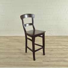 17467 Barstool Mahogany Backrest