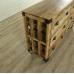 17503 Kommode Sideboard Mangoholz 1,50 m
