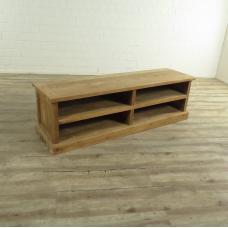 17538E TV Lowboard Sideboard Teakholz 1,65 m