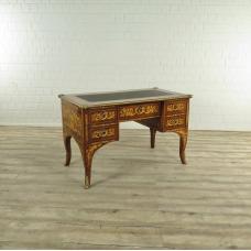 Schreibtisch im Renaissance Stil 1,31 m